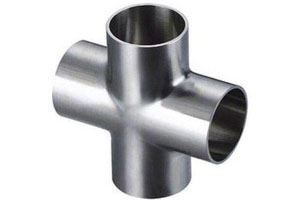 Dairy-fitting-four-way-cross-manufacturer