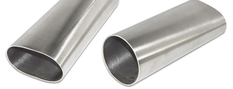 Stainless Steel 304 Oval Pipe exporter