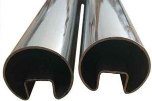 Stainless Steel 202 Single Slot Pipe Manufacturer