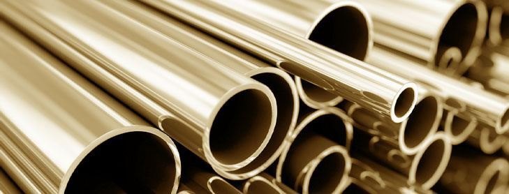 Stainless Steel Gold Pipe exporter