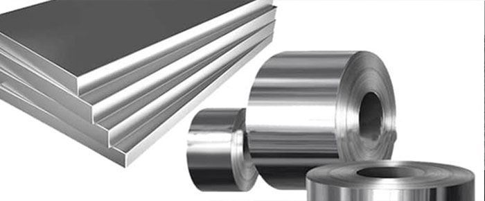 Stainless Steel 202 Sheets Plates & Coils Manufacturer