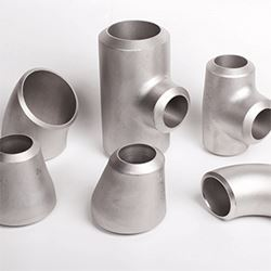 Stainless Steel 202 Buttwelded Fittings dealers